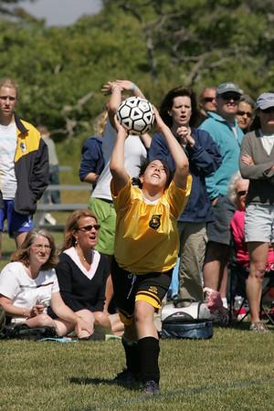 Nantucket v.s Wesport girls soccer 2007