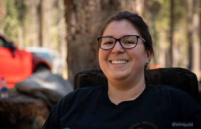 2018-09-03 Camping at Dinkey Creek