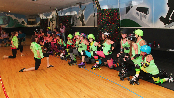 Kansas City Roller Runts - Bout 2