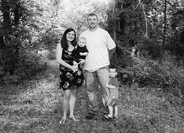 Matt and Kim Crawford Family 2017