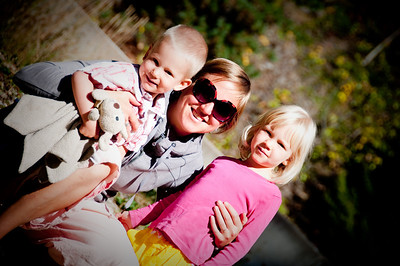 The Oakley's go to Kaslo, Sept 2011
