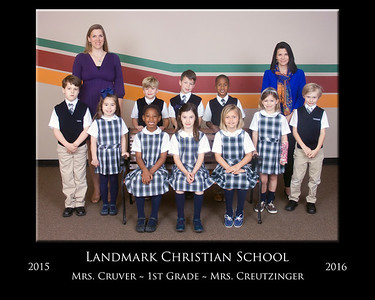 PTC Elementary Class Photos