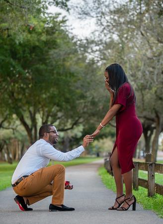 Shana's Engagement