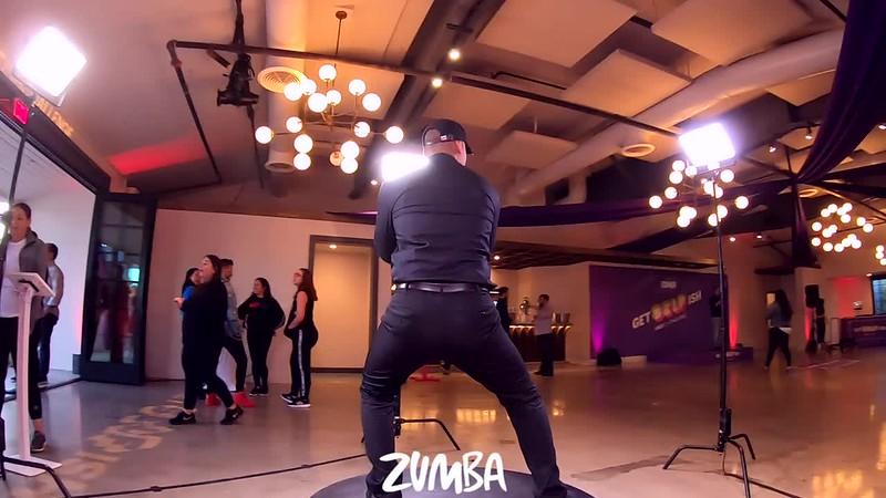 Zumba Booth360
