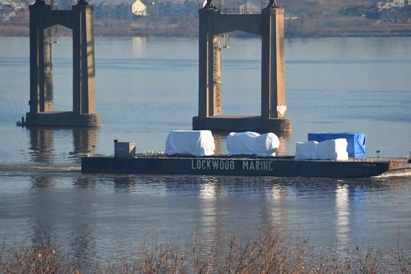 Lockwood Marine Barge