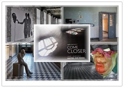 Forum Triangulare ' COME CLOSER'  @ Oud-Rekem  04/08/2019