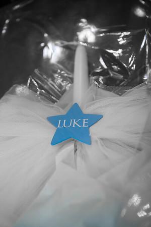 Luke Christening
