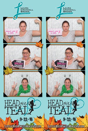 Head Over Teal 2018