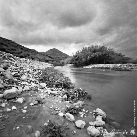 Film 144 - El Chorro and Viboras river
