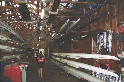 Marymoor Boathouse
