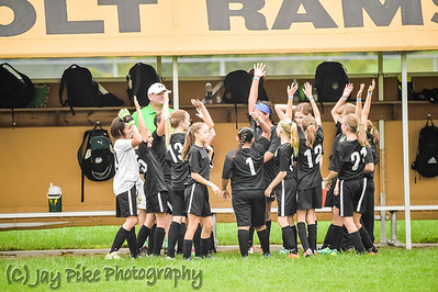 September 10, 2016 - PSC 04 Girls White - Lansing Game 1