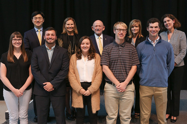 Purdue Engineering Fellows 2019