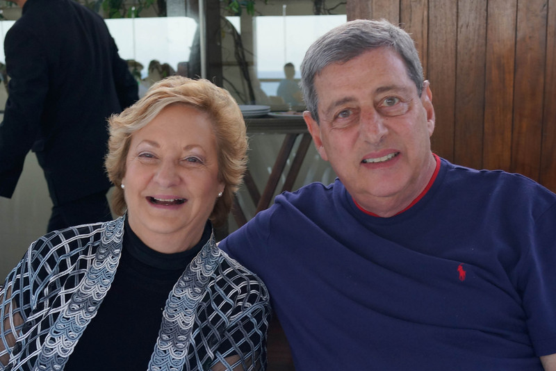 Howard and Anita Weintraub