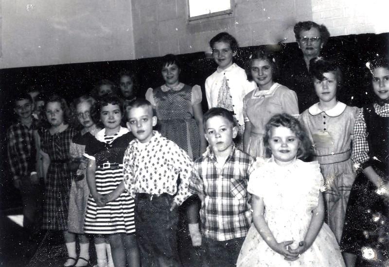 Silver School 1952-1953