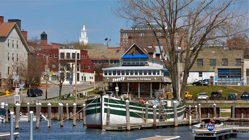 Perkins Pier, Burlington, VT