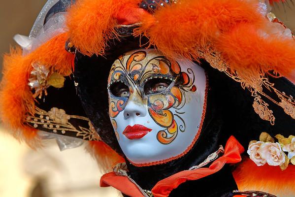 Visages du Carnaval de Venise
