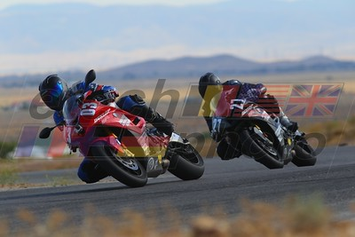 6/9-12 California SuperBike School Streets of Willow Springs