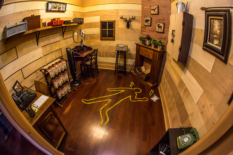 St. Pete Escape Room
