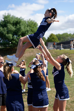 2015-09-20 - Frankin Chargers Cheer C Squad