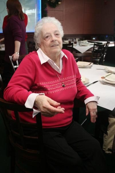 Aunt Mary's 80th birthday