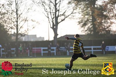 26. Eltham College v St Peter's, York