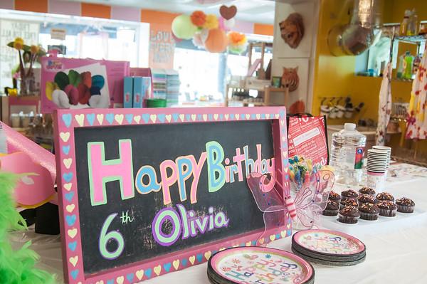 Olivia's 6th Birthday Party