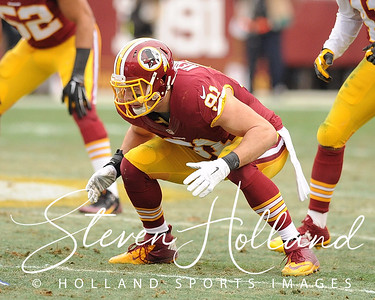 Football: Redskins vs Cowboys 12.28.2014 (By Steven Holland)