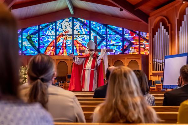 Saint Luke Confirmations - April 17, 2021