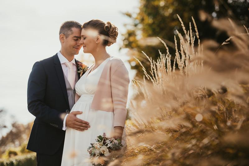 Mariage civil Cédine et Ludovic