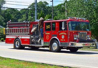 Parade - Mohegan Fire Co. 75th Anniversary - Montville, CT - 8/15/21