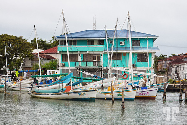 Belize City and area
