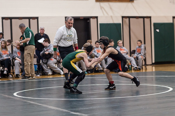 St. Maries Middle School Wrestling