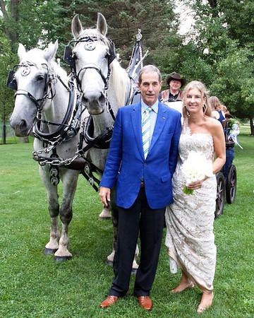 Aug 6, 2011 - Daphne and Bill Wedding