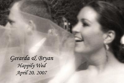 Gerarda and Bryan