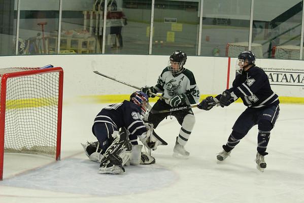 WUHS Boys Hockey vs Hartford