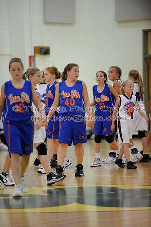IN Columbus Boomers 5th grade VS IN Team Elite Orange