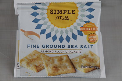 Simple Mills Cracker Bag .5oz 1-15-18