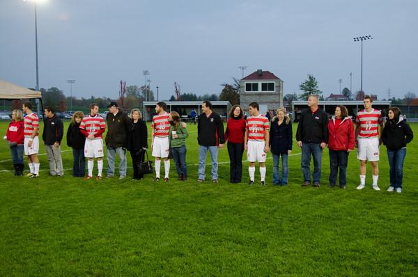 10/13/12 Men's Soccer vs. Bethel