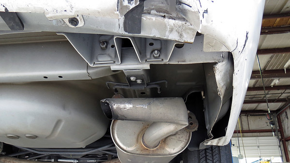 August 16:  Accident damage, 95213 .  .  .