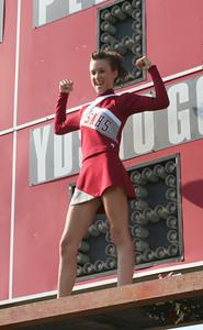 SN HS Cheerleading Team 06-07