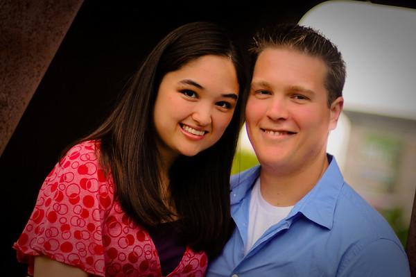 Amy & Robert