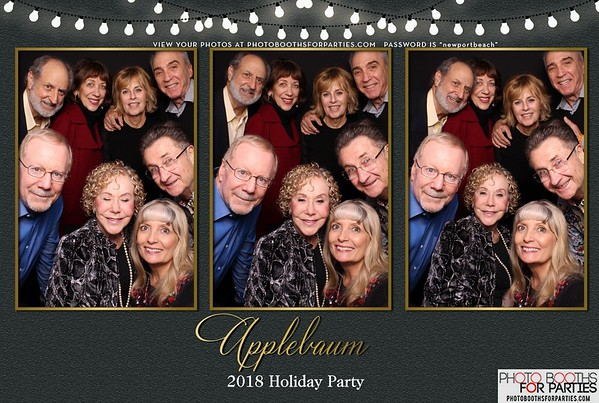 Applebaum Holiday Party 2018