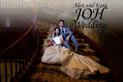 Alex and Kara Wedding