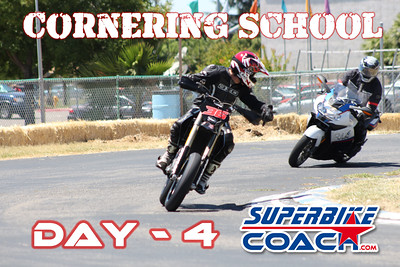 Cornering School Day 4 - Track Academy
