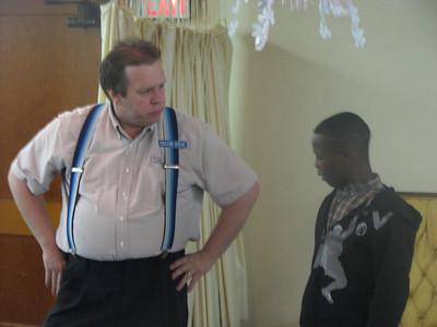 Detroit Refuge Chapel, Detroit MI, April 2008