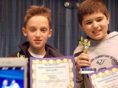 2015 Spelling Bee