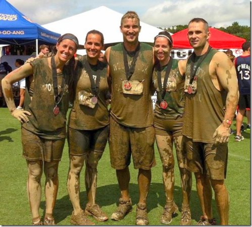 Spartan Race - Woodstock Residents Team in MA
