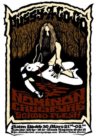 NOMINON -  Nalen Klubb 30/3 2012