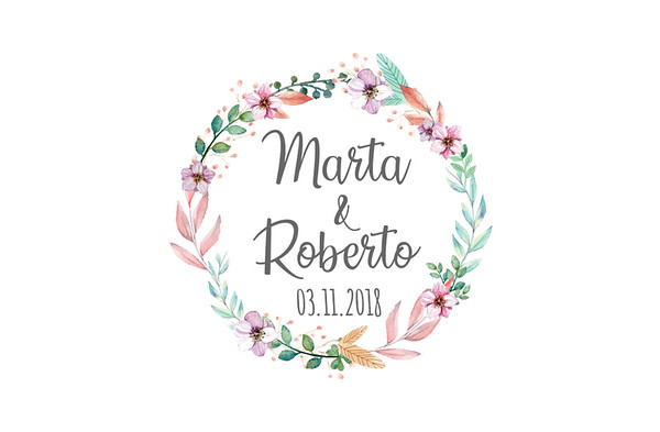 Marta & Roberto - 3 noviembre 2018