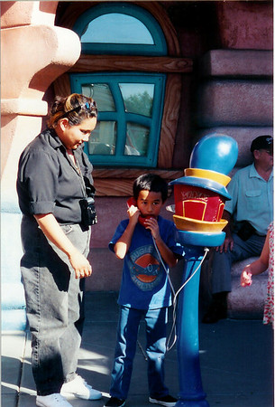 Misc Disney Pics from 1997 through the years...
